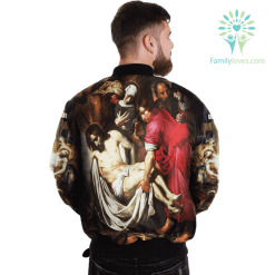 Descendants From The Cross Of Giorgio Vasari Over Print Jacket %tag familyloves.com