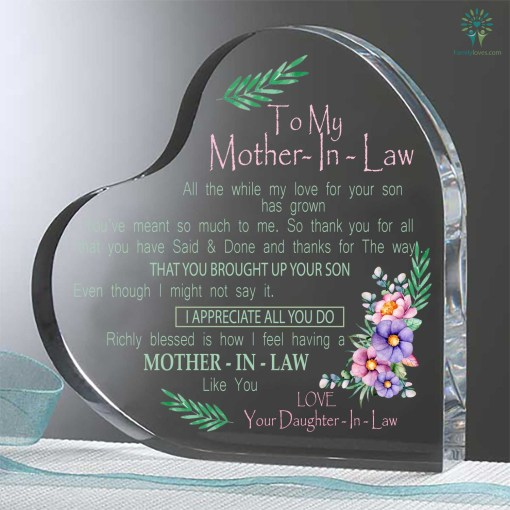To my mother in law 2... Heart Keepsake %tag familyloves.com