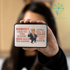 Nobody Is better Than You All The Other Dads Suck Total Disasters Bluetooth Speaker - Boxanne %tag familyloves.com