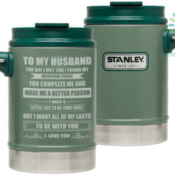 Stanley Classic Vacuum Camp Mug to husband %tag familyloves.com