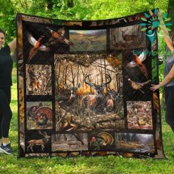 Hunting Quilts polyester quilts %tag familyloves.com