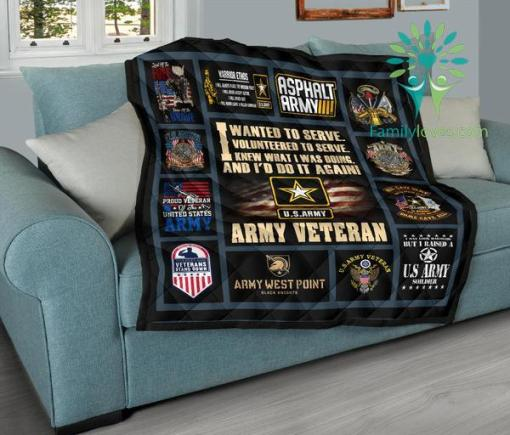 I wanted to serve. I volunteered to serve... Army Quilts %tag familyloves.com