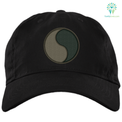 U.S. Army 29th Infantry Division Subdued Infantry 2½ Military Patch Embroidery Dad Cap %tag familyloves.com