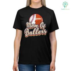 Mom Of Ballers Shirt %tag familyloves.com