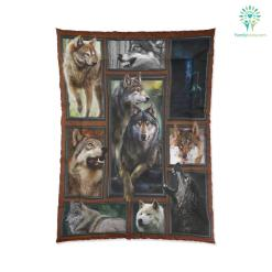Wolf Images Comforter %tag familyloves.com