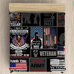 U.S. Army corps of engineers microfiber duvet cover pillow bedding sheet %tag familyloves.com