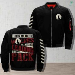Wolves at the door - throw me to the wolves leading the pack jacket %tag familyloves.com