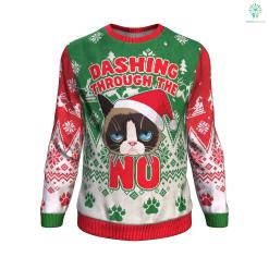 Dashing Through The NO UGLY CHRISTMAS SWEATER %tag familyloves.com