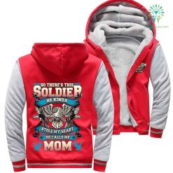 Military mom - so there's this soldier he kinda %tag familyloves.com
