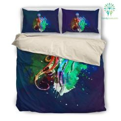 Octopus Bedding Set %tag familyloves.com