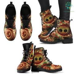 Tree Of Life Handcrafted Boots 2.0 %tag familyloves.com