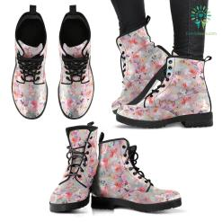 Premium Floral Boots %tag familyloves.com