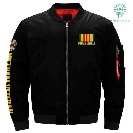 Vietnam veteran i served my country Over Print Jacket %tag familyloves.com