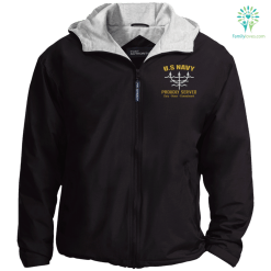 US Navy Radioman RM Logo Embroidered Authority Team Jacket %tag familyloves.com