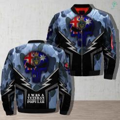 I Was A Veteran Before It Was Popular 3D Print Jacket %tag familyloves.com