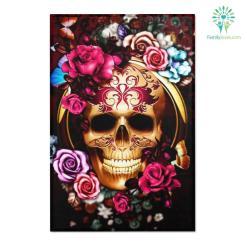Best Skulls Area Rugs %tag familyloves.com