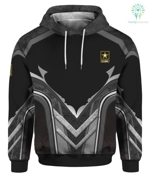 Proud Army National Guard Sister Veteran hoodie shirt %tag familyloves.com