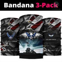 US Air Force Bandana %tag familyloves.com