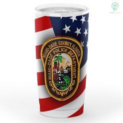 Miami-Dade Police Department Tumbler %tag familyloves.com
