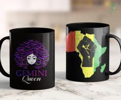 All Lives Matter Meme Womens Black Womens Afro Hair Gemini Queen Birthday Gift 11Oz 15Oz Black Mug %tag familyloves.com