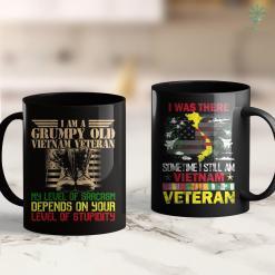 America Clothing Funny Veteran Grumpy Old Vietnam Veteran 11Oz 15Oz Black Coffee Mug %tag familyloves.com