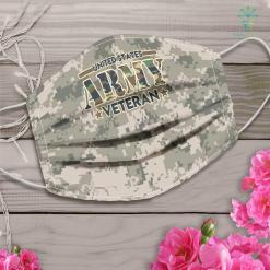 Army Suit Veteran For Men Unitedstates Army Veteran Face Mask Gift %tag familyloves.com