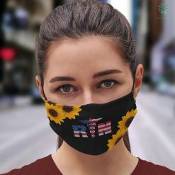 Best Nurse Gifts Nurse Appreciation Gifts Rn American Flag July 4Th Face Mask Gift %tag familyloves.com