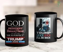 Best Trump Shirts God Declares President Donald J Trump Perfect - Trump 2020 11oz Coffee Mug %tag familyloves.com