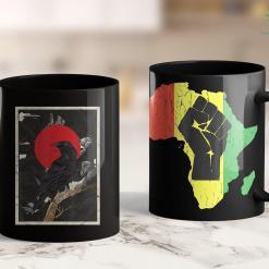 Black Life Matter Red Moon Raven Graphic Black Crow &Amp; Design 11Oz 15Oz Black Mug %tag familyloves.com