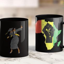 Black Life Matters Dabbing Graduation Class Of 2020 Gift Woman Black Graduation 11Oz 15Oz Black Mug %tag familyloves.com