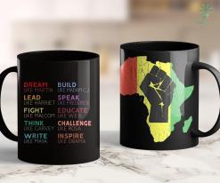Black Lives Matter Facts Inspirational Black History Leaders 11Oz 15Oz Black Mug %tag familyloves.com