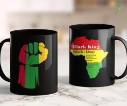 Black Lives Matter Mission Statement Black Fis African American Pride Black History Month 11Oz 15Oz Black Mug %tag familyloves.com