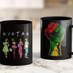 Black Lives Matter Mission Statement Black Sistas Queen Melanin African American Women Pride 11Oz 15Oz Black Mug %tag familyloves.com