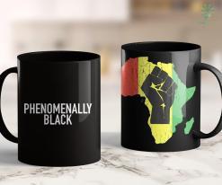 Black Lives Matter Organization Womens Phenomenally Black Shirt 11Oz 15Oz Black Mug %tag familyloves.com