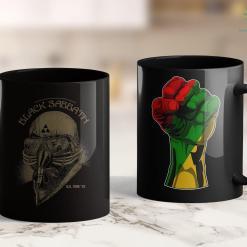 Black Lives Matter Riots Black Sabbath Official U.S Tour '78 11Oz 15Oz Black Mug %tag familyloves.com