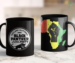 Black Lives Matter Toronto Oakland California 1966 Black Panther Party 11Oz 15Oz Black Mug %tag familyloves.com