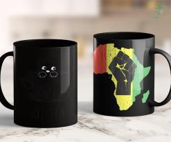 Blacklivesdontmatter Cas Kit-Tea Funny Cat Lover Gift, Cute Black Cat 11Oz 15Oz Black Mug %tag familyloves.com