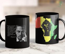 Blm Protest Malcolm Black History Panther Party Quotes Tees 11Oz 15Oz Black Mug %tag familyloves.com