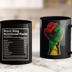 Blue Lives Matter Hoodie Black King Nutritional Facts Black History Month Men 11Oz 15Oz Black Mug %tag familyloves.com