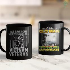 Clothing Donations Pick Up Vietnam Veteran All Gave Some 58479 Gave All 11Oz 15Oz Black Coffee Mug %tag familyloves.com