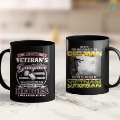 Dc Names Vietnam Veterans Daughter I Was Raised By Mine 11Oz 15Oz Black Coffee Mug %tag familyloves.com