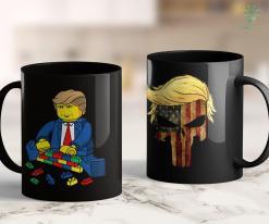 Donald Trump Hoodie Trump Try To Build A Wall T 11oz Coffee Mug %tag familyloves.com