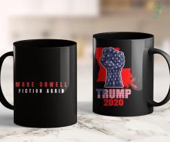 Donald Trump Shirts Make Orwell Fiction Again Trump 11oz Coffee Mug %tag familyloves.com