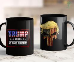 Donald Trump Shirts Trump 2020 No More Bullshit New Trump 11oz Coffee Mug %tag familyloves.com