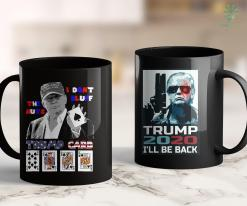 Donald Trump Tank Top Funny Trump Poker I Dont Bluff The Nuts Ace President 11oz Coffee Mug %tag familyloves.com