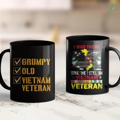 Donate To Veterans Grumpy Old Vietnam Veteran 11Oz 15Oz Black Coffee Mug %tag familyloves.com