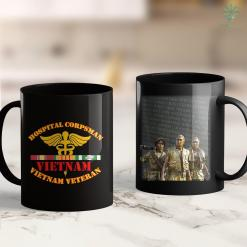Donate To Veterans Navy - Hospital Corpsman Vietnam Veteran 11Oz 15Oz Black Coffee Mug %tag familyloves.com