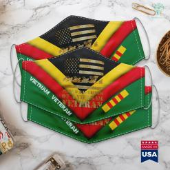 Find A Veteran By Name Proud Daughter Of A Vietnam Veteran Face Mask Gift %tag familyloves.com