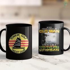 Ga Don Viet Nam Tonkin Gulf Yacht Club Navy 7Th Fleet Vietnam Veteran Gift 11Oz 15Oz Black Coffee Mug %tag familyloves.com