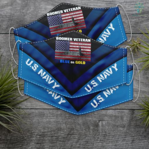 Lego Us Navy Submarine Boomer Navy Veteran Distressed Us Flag Face Mask Gift %tag familyloves.com